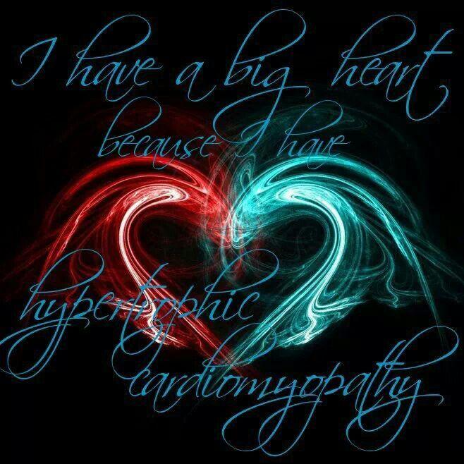 Hypertrophic cardiomyopathy...