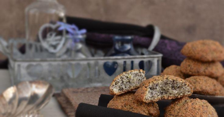 Troll a konyhámban: Kókuszos mákos keksz liszt nélkül - paleo
