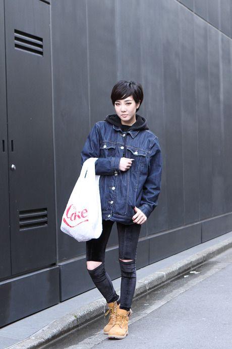 ストリートスナップ [KANAMI FUKUSHIMA] | Ashish, UNIF, アシシュ, ユニフ | 原宿 | Fashionsnap.com