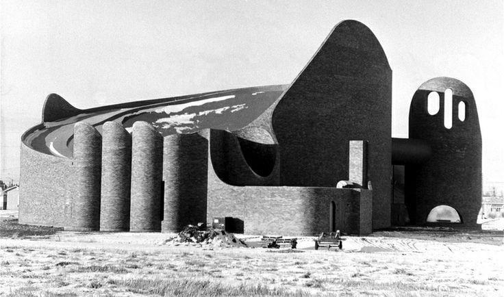 St. Mary's Church | Red Deer, Alberta, Canada | Douglas Cardinal Architects