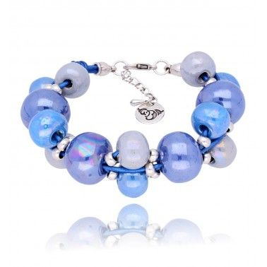 Bransoletka #bydziubeka #jewellery #fashion #we #love #ceramika