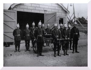 Heidelberg Fire Brigade, Cape Street.