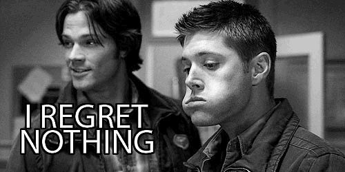 lol sam and dean winchester :D
