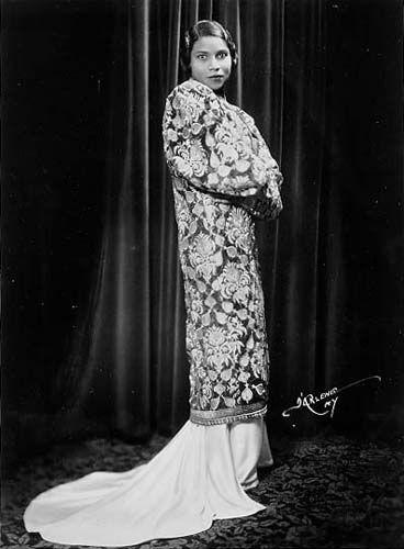 Marian Anderson, opera diva is honorary member of Alpha Kappa Alpha Sorority Inc.