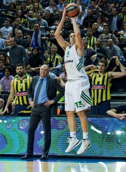 #Basketball #Euroleague #FenerbahceUlker #Panathinaikos #Obradovic