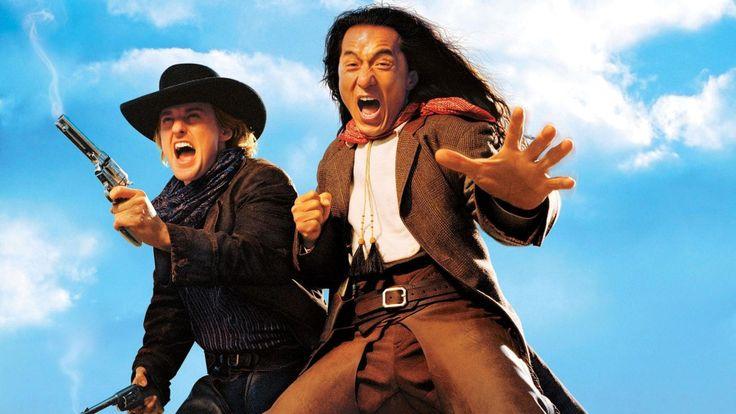 Jackie Chan, Owen Wilson In Development On Another 'Shanghai Noon'
