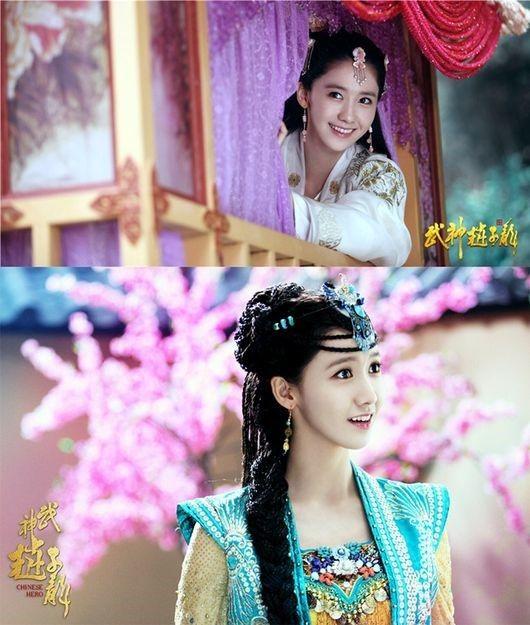 SNSD : Les producteurs Chinois s'arrachent YoonA