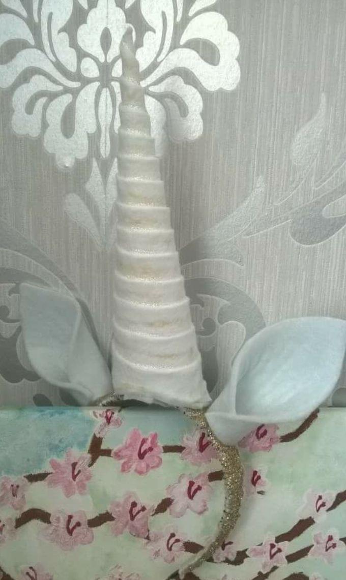 Viel zu Zucker um wahr zu sein - ein Einhorn-Haarreifen selber machen und die Kleinen werden entzückt sein :)