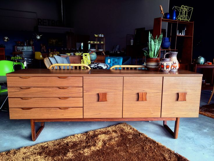 48 best mid century sideboards and buffets images on for Sideboard 1m