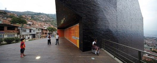 Parque Biblioteca España, Medellín, Colombia by Giancarlo Mazzanti