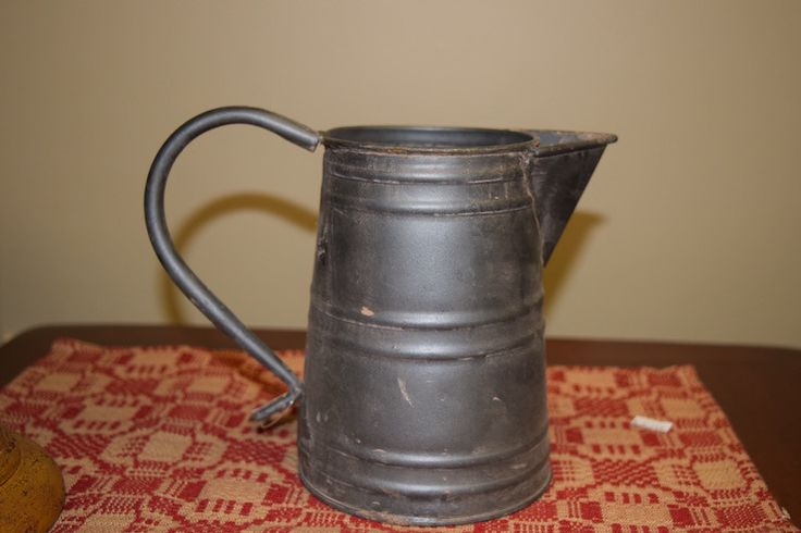 Small Industrial Pitcher