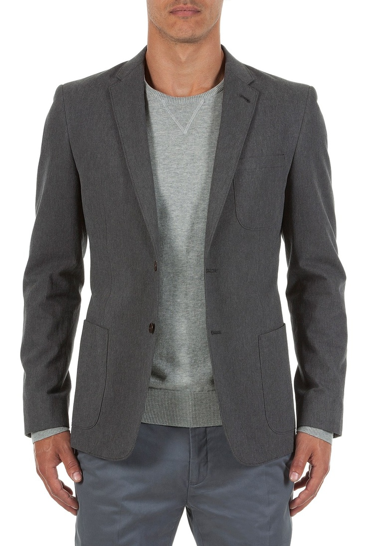 Country Road-Men's Tailored Jackets Online - Textured Item Jacket