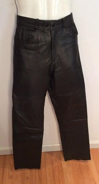 men's leather pants vintage by Vintageroyaleny on Etsy https://www.etsy.com/listing/507511349/mens-leather-pants-vintage