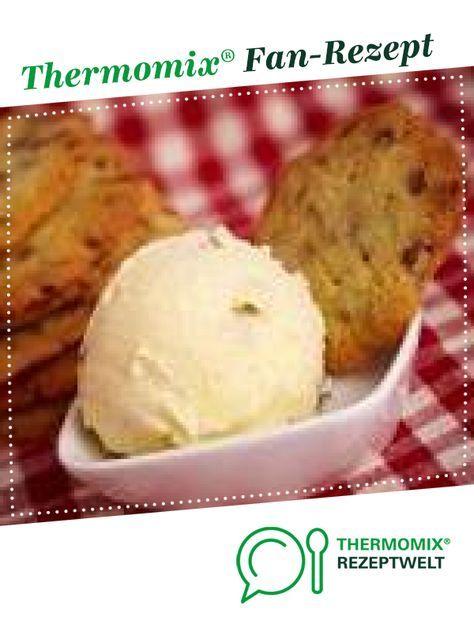 O melhor sorvete de baunilha do mundo   – TM Rezepte