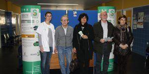 La campaña informativa para promocionar el uso de la cita on line en Atención Primaria llega a 9 centros de salud y consultorios de Cuenca