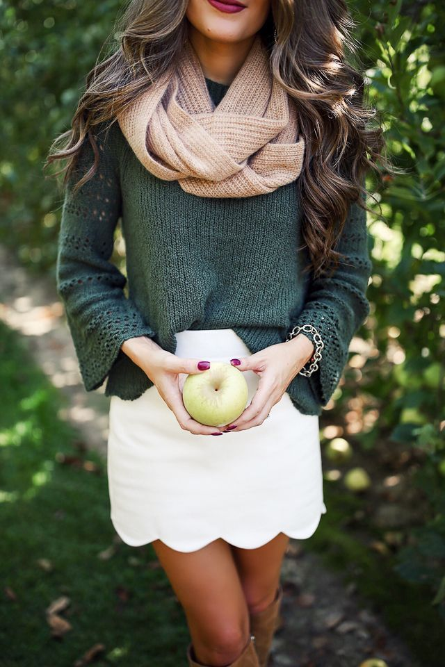 What I Wore Apple Picking