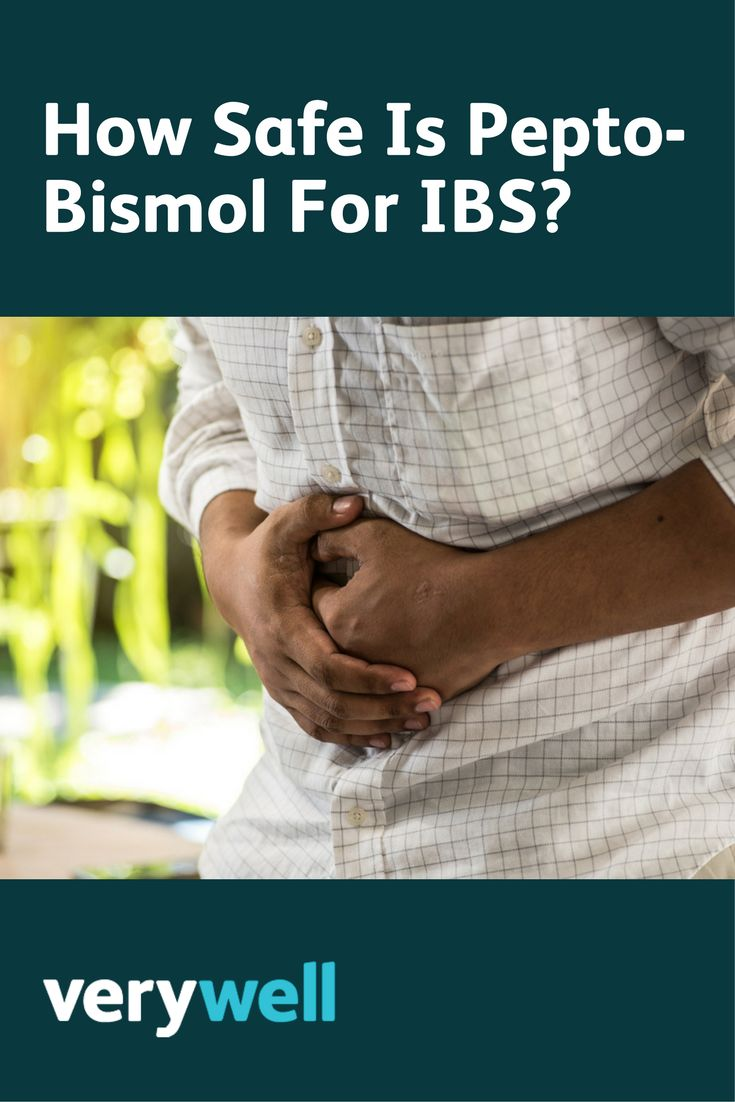 Find out whether Pepto-Bismol is a safe option when you are dealing with diarrhea or an upset stomach from IBS, and what side effects to watch out for.