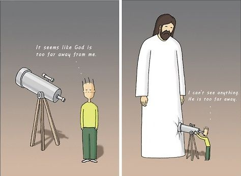 CCC Smile: LIVING WITH HIM OR WITHOUT HIM? JESUS CHRIST IS MY SAVIOUR I smiled at this because this was me recently :-))