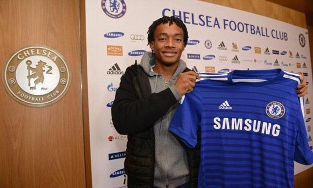 Chelsea sign Juan Cuadrado from Fiorentina for £27million