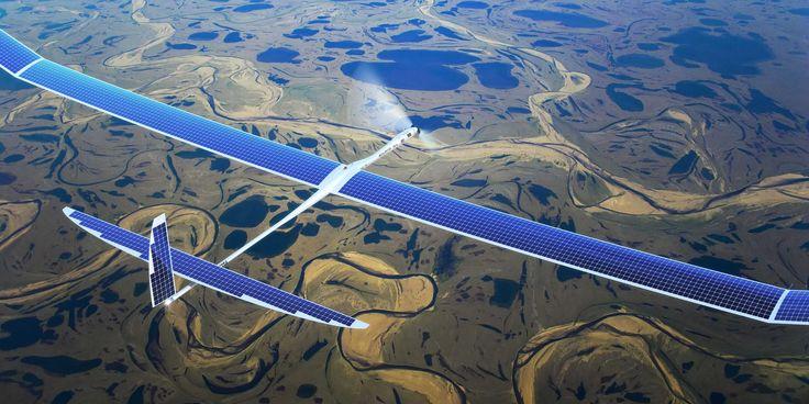 Google Buys Drone Company Titan Aerospace