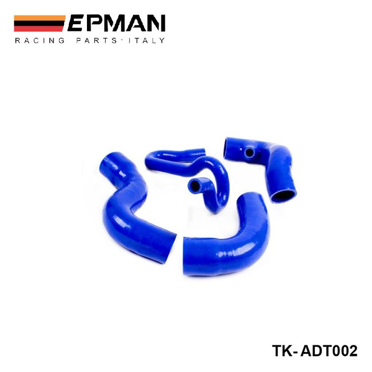EPMAN - Silicone Intercooler Turbo Boost Hose For Audi A4 1.8T/1.8T Quattro B5 Chassis 96-01 EP-ADT002 #Affiliate