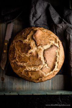 Topfbrot – ein super einfaches Rezept