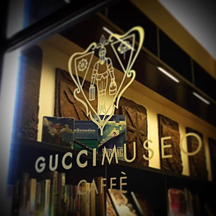 Gucci Museo Caffè @ Florence #gucci #guccimuseo #guccicafe #guccibag #florencehandmade #gucciflorence