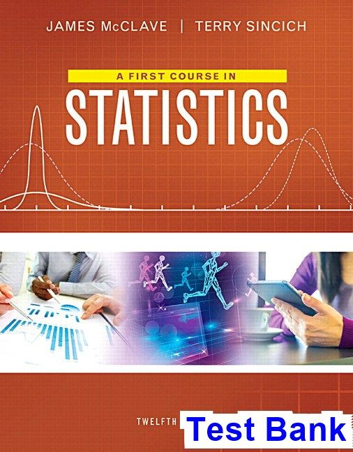 14 best testbank and solution manuals for textbooks images on test bank for first course in statistics 12th edition by mcclave ibsn 9780134468891 fandeluxe Gallery