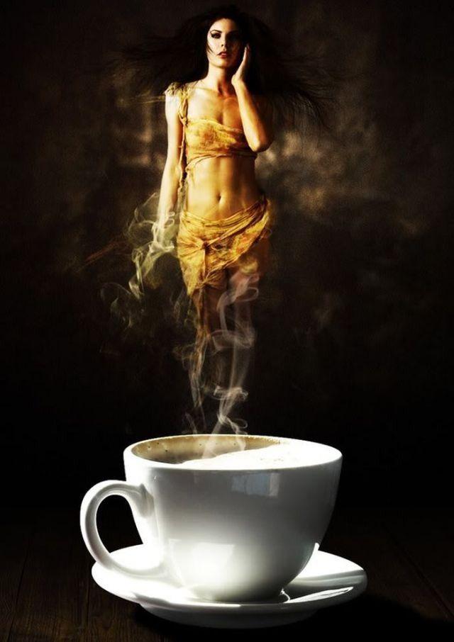 mi sa che devo smettere di bere il caffè per un po' …. mi fa uno strano effetto….