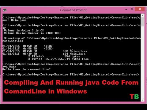 Learn command prompt programming