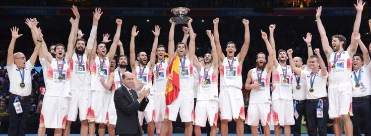 Europe's strongest basketball team won Third FIBA Euro-Basket Title served as qualifying tournament for 2016 Rio Olympic Games. http://kridangan.com/basketball/spain-win-third-fiba-euro-basket-title-qualify-for-rio-games-as-do-runner-up-lithuania/8098/
