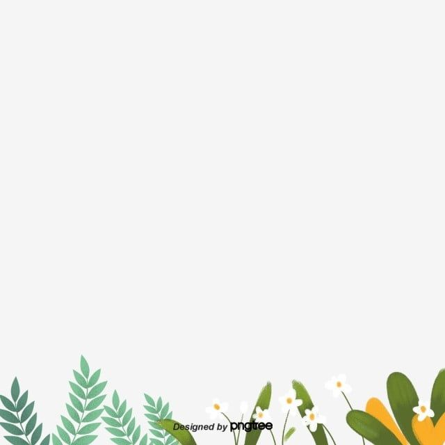 decorative flowers and leaves cartoon plant ornament png transparent clipart image and psd file for free download in 2020 watercolor flower illustration flower decorations flowers pinterest
