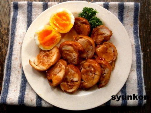 【簡単!!】おすすめです!!15分で鶏チャーシュー | 山本ゆりオフィシャルブログ「含み笑いのカフェごはん『syunkon』」Powered by Ameba