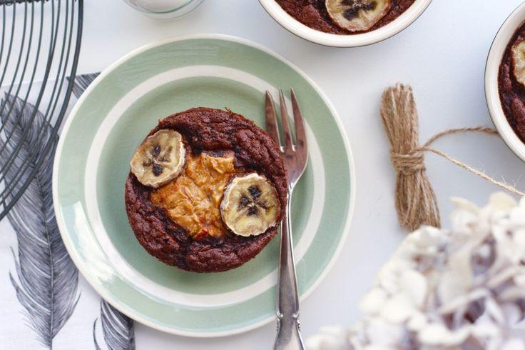 Luksus morgenmadsmuffin