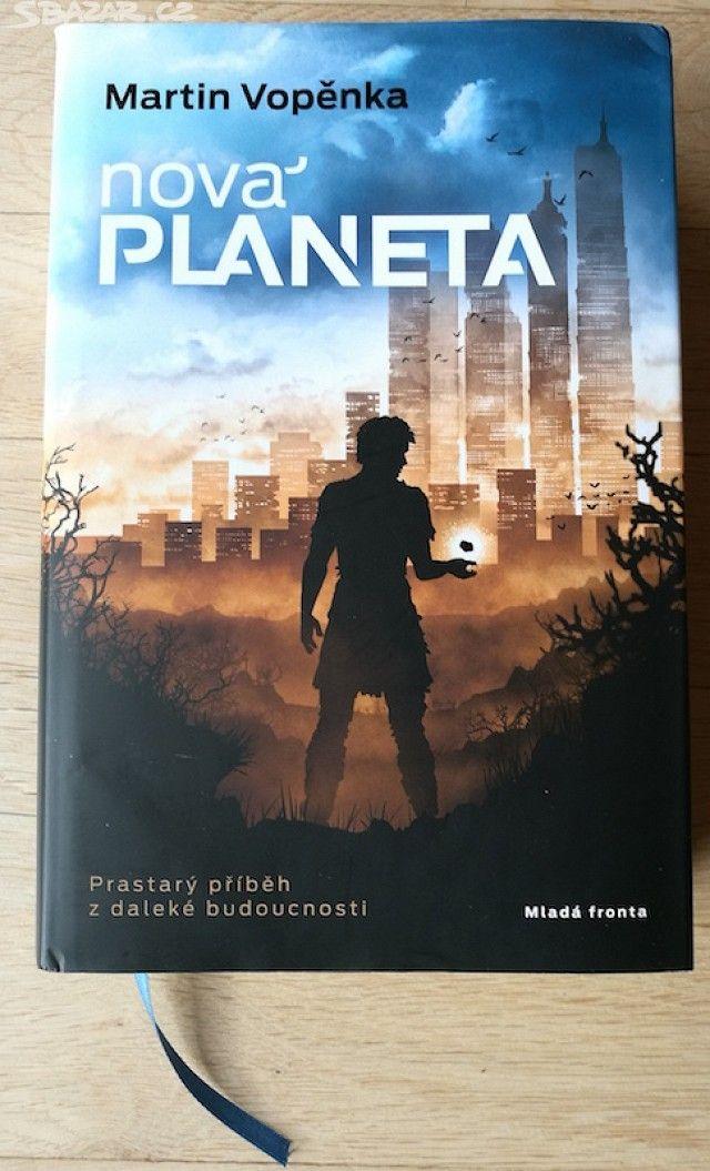 Kniha Nová planeta (Martin Vopěnka) - obrázek číslo 1
