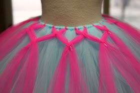 Crafting  Coffee Makes this Momma Happy: How to make Abbys TuTu Factory signature criss cross tutu