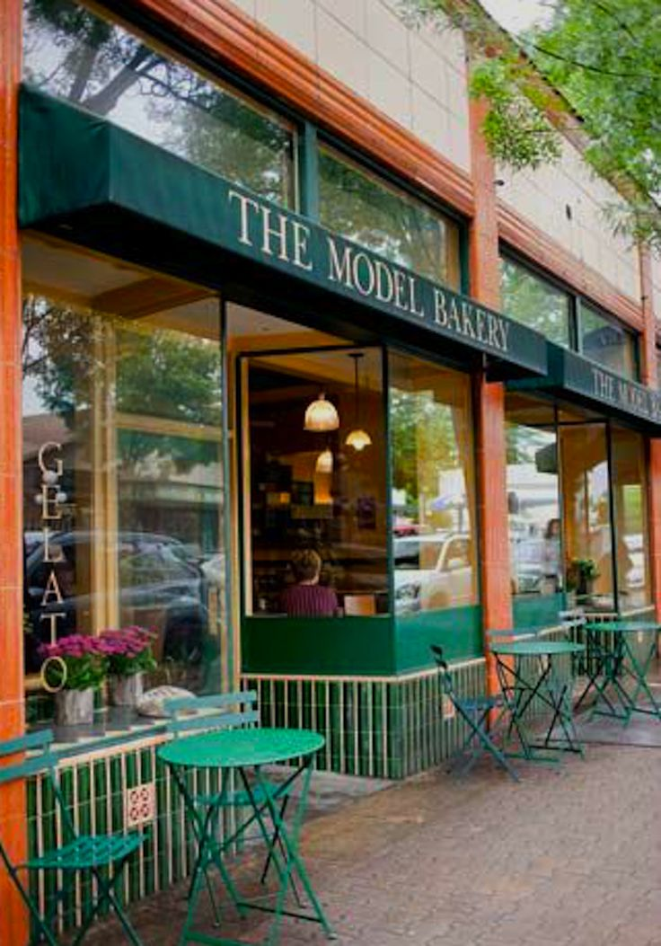 The Model Bakery nourishes us every day! A St. Helena