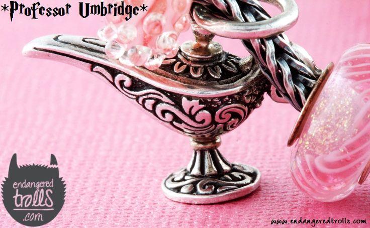 Professor Umbridge Bracelet
