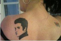 Elvis Tattoos - an EIN Spotlight by Sanja Meegin