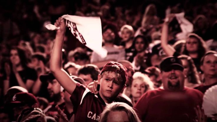 Check out our new 2014 #HereSC video! It's GREAT to be a Gamecock!