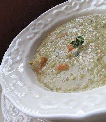 Curry-s vöröslencse leves