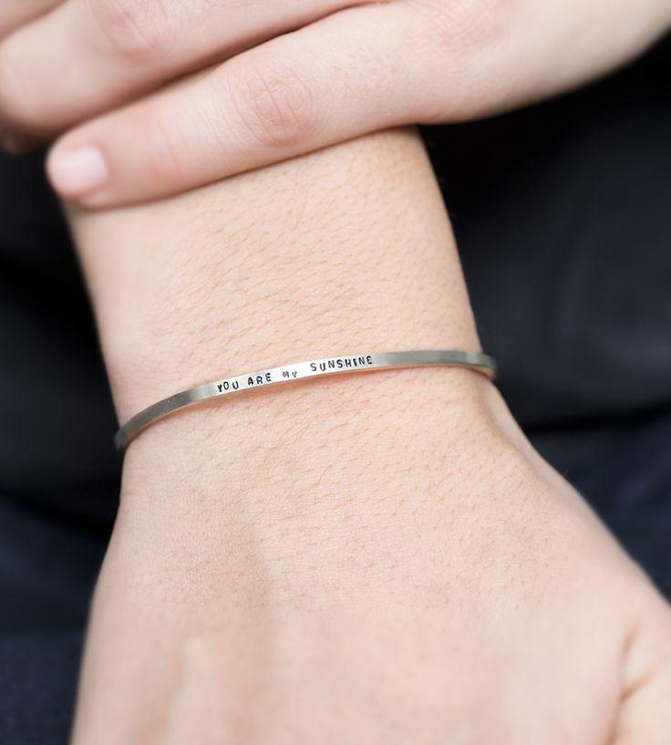 Custom Bracelet Cuff by Christina Kober Designs on Scoutmob