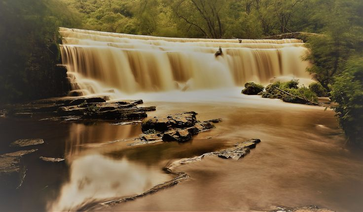 https://flic.kr/p/VzcGQD | Monsal Dale Weir (explored) | Peak district Derbyshire