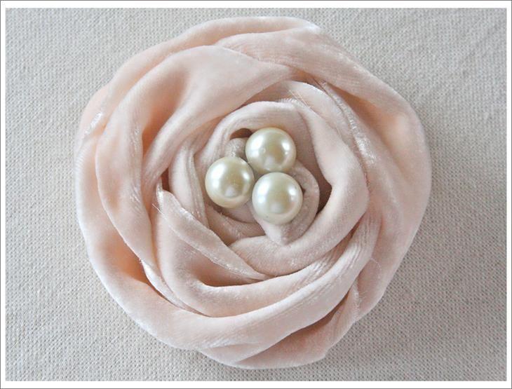 умелые ручки, розы из ткани мастер класс, как делать розы из ткани