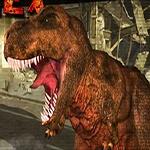 LA Rex - Serás un tiranosaurio Rex suelto en Los Ángeles.