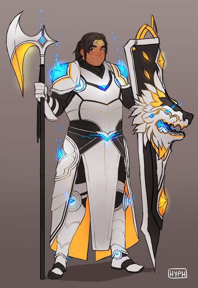 Voltron Force Characters Names The 25+ best Paladin n...