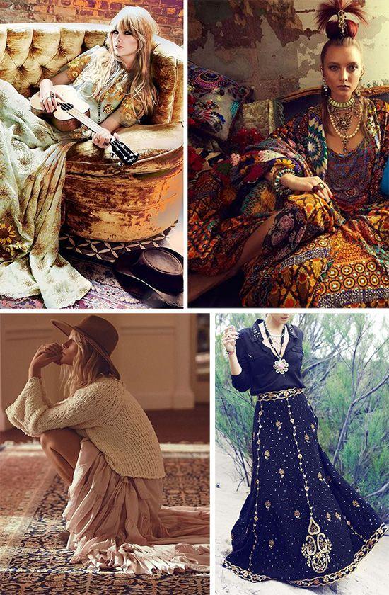 Яркие и потрясающие юбки в стиле бохо: 44 фотообраза на любой вкус