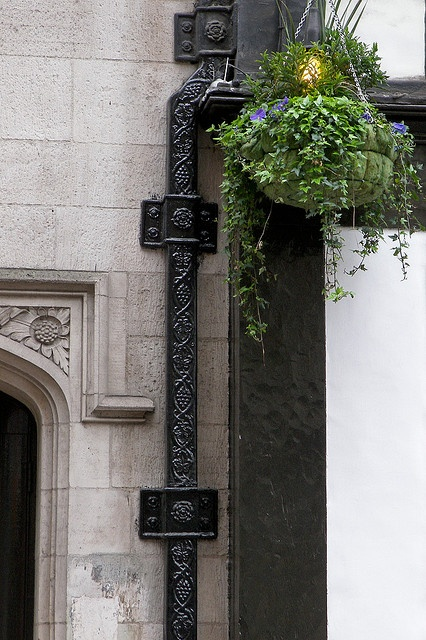 Liberty Downspout London By Teresue Via Flickr Gutters