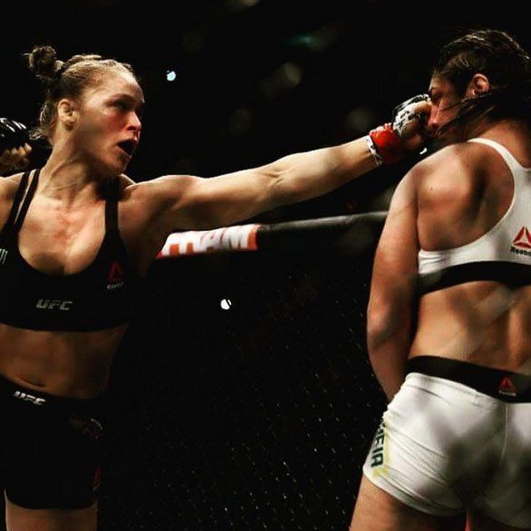 A full-body workout like mixed martial arts doesn't need to be reserved for Ronda Rousey—you too can reap the benefits (without ever stepping foot in the ring)!