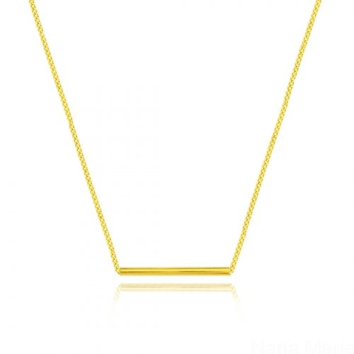 Kolekcja Zima 2015 - Tube - Gold #nanamarie #nanamarie_com #naszyjnik #necklace #winter #fashion #collection #jewelry #jewellery #accessories #2015 #bijou #inspiration #tube